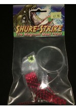 Shure Strike  The Magnum Meat Head